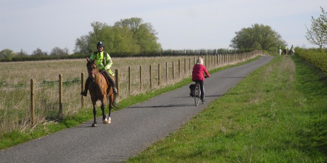 Trumpington Meadows Country Park Opening Event June 11th